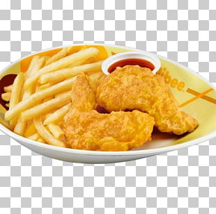 French Fries McDonald's Chicken McNuggets Chicken And Chips Crispy Fried Chicken PNG