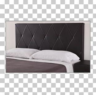 Headboard Bed Frame Furniture Couch PNG