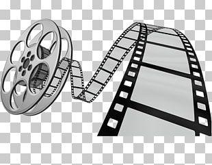 Reel Short Film Movie Projector PNG