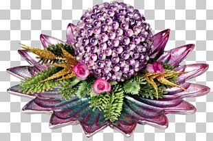 Floristry Askartelu Sequin Floral Design Adhesive PNG