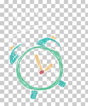 Alarm Clock Illustration PNG