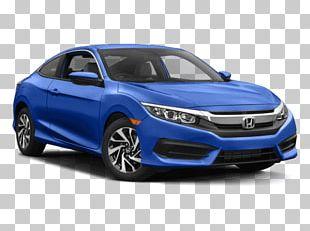 2018 Honda Civic Sport Car Hatchback Kelley Blue Book PNG