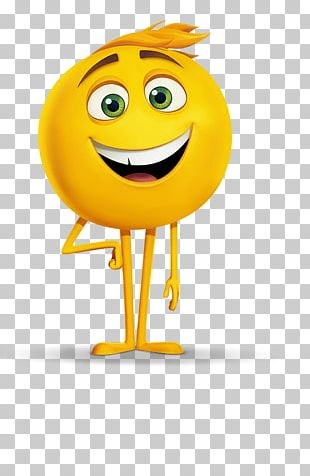 Gene Emoji Movie Character PNG