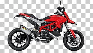 Exhaust System Ducati Hypermotard Motorcycle Volkswagen PNG