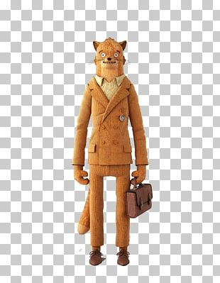 Mr. Fox Character Designer Toy Doll Illustration PNG