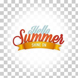 Summer Poster Euclidean PNG
