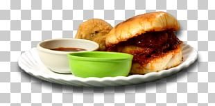 Breakfast Sandwich Vada Pav Fast Food PNG