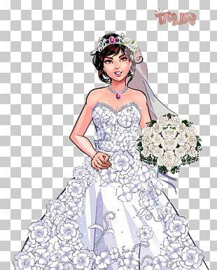 Monica Teen Monica's Gang Chico Bento Moço Wedding Dress PNG