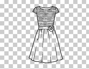 Party Dress Drawing Wedding Dress PNG