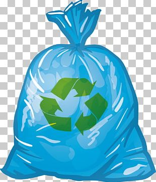 Plastic Bag Bin Bag Waste Recycling PNG