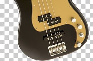 Bass Guitar Fender Precision Bass Acoustic-electric Guitar Fender Musical Instruments Corporation PNG