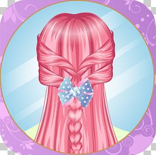 Hot Braid Hairdresser HD Hairdressing Games Dress Up Games For Girls PNG