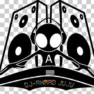 Disc Jockey Logo Electronic Dance Music DJ Mix PNG