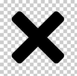 X Mark Symbol Computer Icons PNG