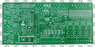 Printed Circuit Board Electronics Electrical Network Computer Hardware Programmable Logic Controllers PNG