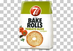 Small Bread Food Potato Chip Flavor Garlic PNG