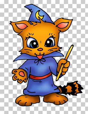 Cat Character Cartoon PNG