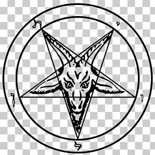 Church Of Satan Sigil Of Baphomet Satanism PNG