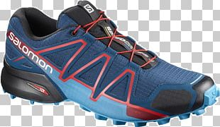 Salomon Group Trail Running Shoe Sneakers PNG