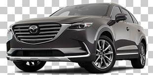 2018 Mazda CX-9 Car BMW Mazda Motor Corporation PNG