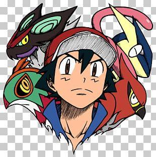 Ash Ketchum Pokémon X And Y Misty Serena Pikachu PNG