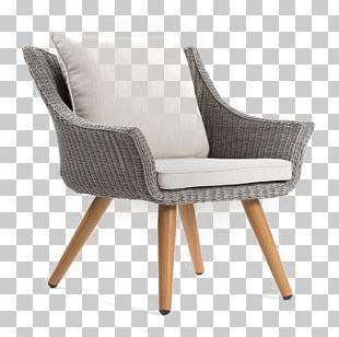 Table Chair Furniture Wicker Dining Room PNG