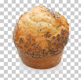 Muffin Bakery Cafe Breakfast Bread PNG