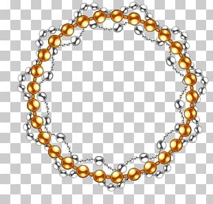 Earring Necklace Bead PNG
