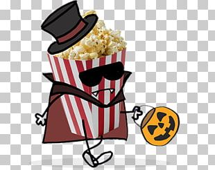 Halloween Film Sprouting PNG