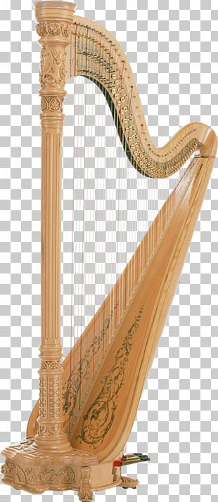 Portable Network Graphics Harp Musical Instruments PNG