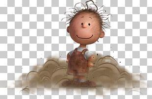 Pig-Pen Charlie Brown Lucy Van Pelt Linus Van Pelt Snoopy PNG
