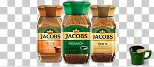 Instant Coffee Jacobs Flavor Condiment Coffee Bean PNG