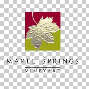 Bechtelsville Maple Springs Vineyard Pinot Noir Wine S & L Mechanical PNG