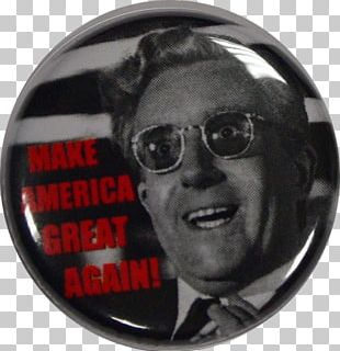 Dr. Strangelove Peter Sellers Badge National Library Of Poland PNG