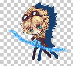 League Of Legends Chibi Drawing Anime PNG