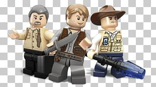 Lego Jurassic World YouTube Jurassic Park Alan Grant PNG