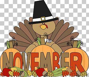 November Blog PNG