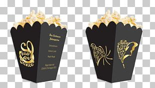 Popcorn Box Packaging And Labeling Food Packaging Take-out PNG