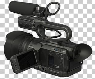 Video Cameras Camcorder JVC GY-HM170 4K Resolution PNG