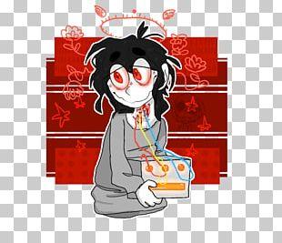Cartoon Character Font PNG