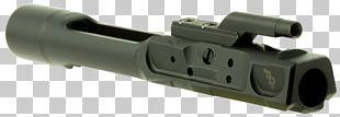 Gun Barrel Bolt Firearm Rifle Weapon PNG