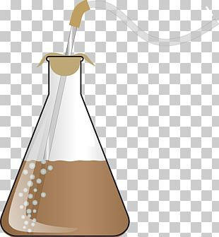 Laboratory Flasks Chemistry Chemical Reaction Erlenmeyer Flask Volumetric Flask PNG