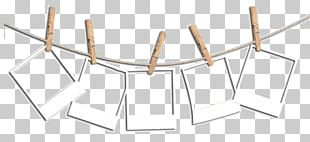 Paper Frames Rope PNG