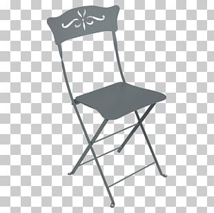 Table Folding Chair Garden Furniture Fermob SA PNG