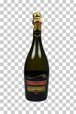 Champagne Moët & Chandon Sparkling Wine Magnum Bottle PNG