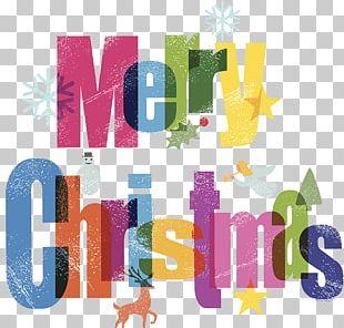 Christmas Poster PNG