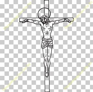 Calvary Crucifixion Of Jesus Christian Cross PNG