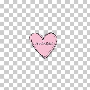 Pink M Heart Mary Katrantzou Font PNG