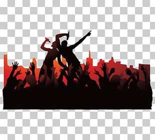 Singing Musical Ensemble Silhouette Concert PNG