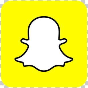 Snapchat Logo Advertising Social Media PNG